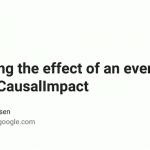 CausalImpact