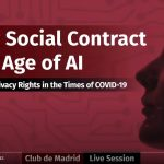 A New Social Contract in the Age of AI: Protection of Privacy Rights in the Times of COVID-19