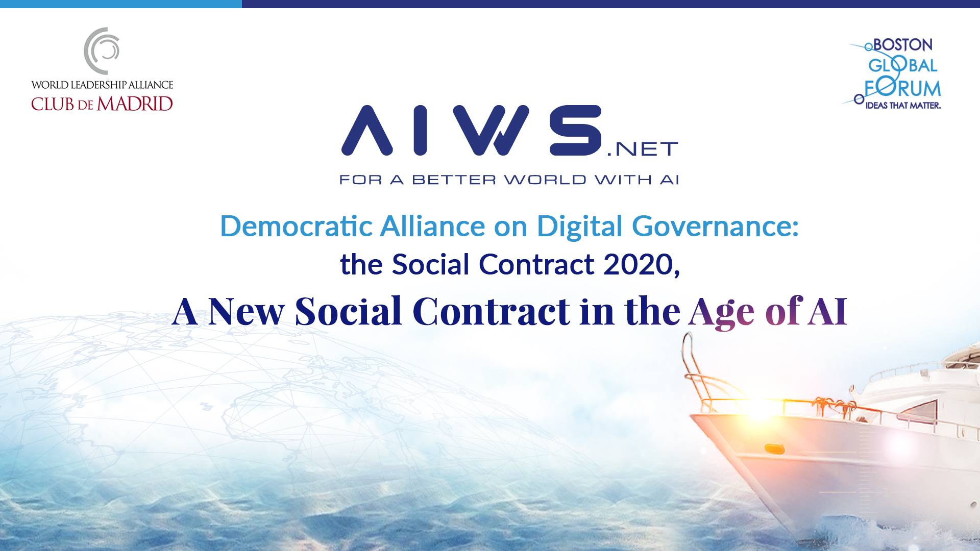 A New Social Contract in the Age of Artificial Intelligence – Framework For Social Contract 2020