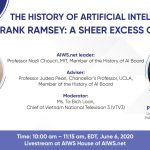 "Presentation of Professor Cheryl Misak at "" Frank Ramsey: A Sheer Excess of Powers"" June 6, 2020 at the AIWS House"