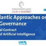 TRANSATLANTIC APPROACHES ON DIGITAL GOVERNANCE A NEW SOCIAL CONTRACT IN THE AGE OF ARTIFICIAL INTELLIGENCE