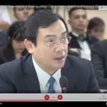 Speech by Mr. Nguyen Trung Khanh – Director General of VietNam National Administration of Tourism at The United Nations 2045 Roundtable
