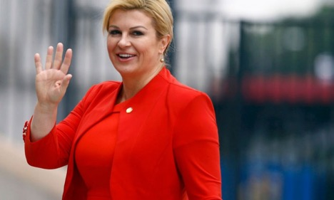 Former President of Croatia, Kolinda Grabar-Kitarović, will present a keynote speech at the Boston Global Forum on September 24