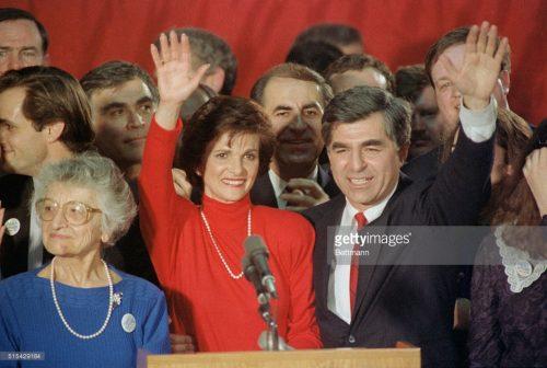 Michael Dukakis: Presidential Candidate 1988