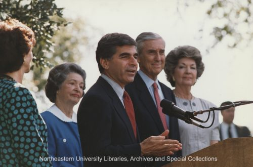 Governor Michael Dukakis 1988 Presidential Acceptance Speech