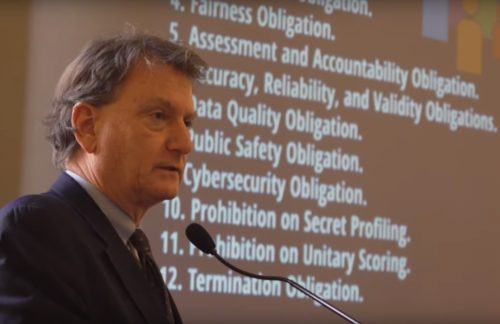 Marc Rotenberg Speech at The BGF Global Cybersecurity Day Symposium for 2019