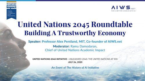 UN2045: Building a Trustworthy Economy
