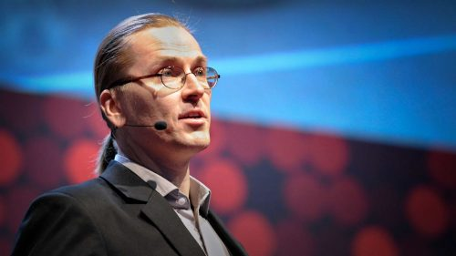Mikko Hypponen: Practitioner in Cybersecurity Award