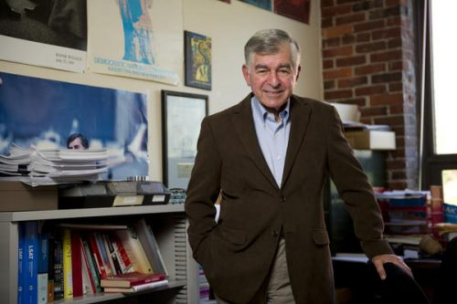 Michael Dukakis and his leadership legacy