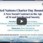 Chief of UN Academic Impact and Editor-in-Chief of UN Chronicle Magazine becomes moderator for United Nations 2045 Roundtable