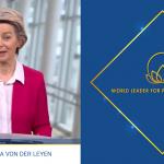 "President of European Commission von der Leyen confirms that ""EU embrace the digital revolution"""