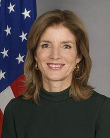 Ambassador Caroline Kennedy — Message for the Boston Global Forum