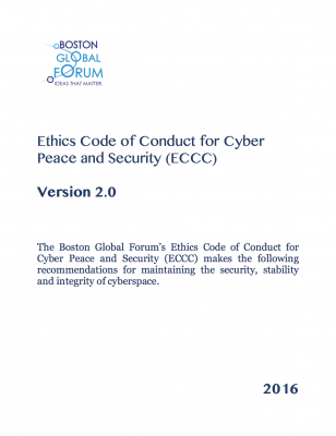 Ethics Code of Conduct for Cyber Peace and Security (ECCC) Version 2.0