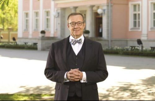 Toomas Hendrik Ilves: World Leader in Cybersecurity
