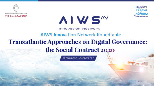 Transatlantic Approaches on Digital Governance:   A New Social Contract in Artificial Intelligence
