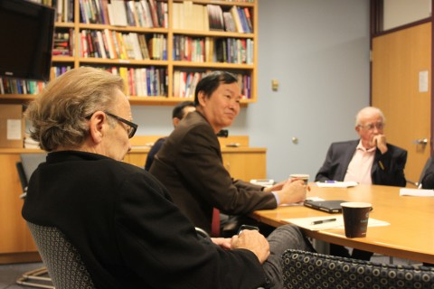 Mr. Tuan Nguyen, Editor-in-Chief of Boston Global Forum.