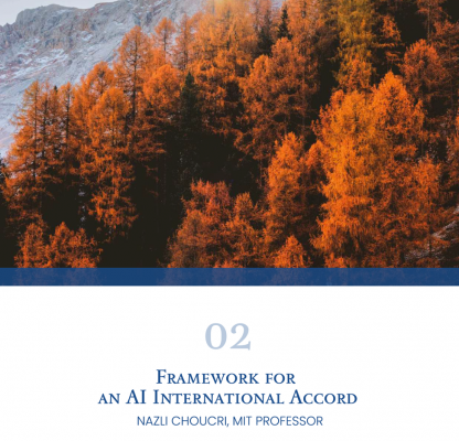 The standards for AI International Accord and challenges to implementation